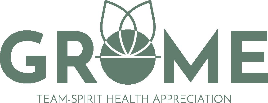 Logo von GROME.