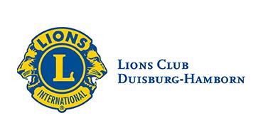 Logo vom Lions Club Duisburg-Hamborn